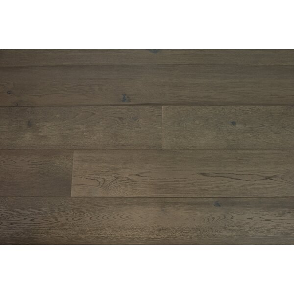 Bergen 7-1/2 Engineered Oak Hardwood Flooring in Pebble by Branton Flooring Collection