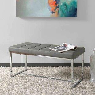 Montclare Modern Upholstered Bench