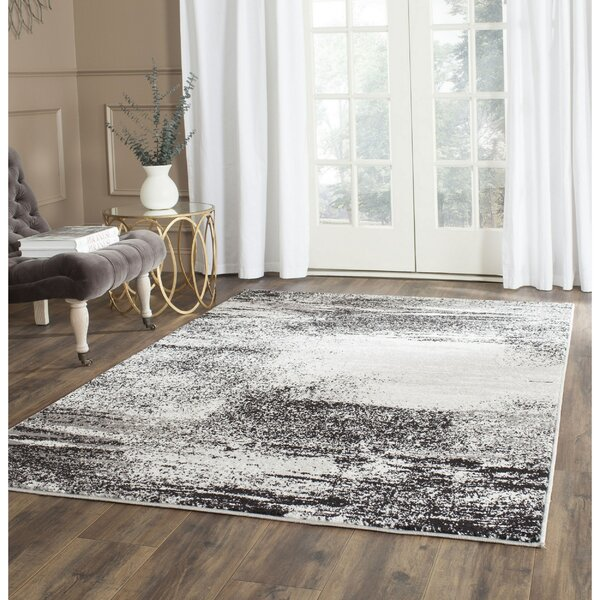 Costa Mesa Silver Area Rug by Trent Austin Design
