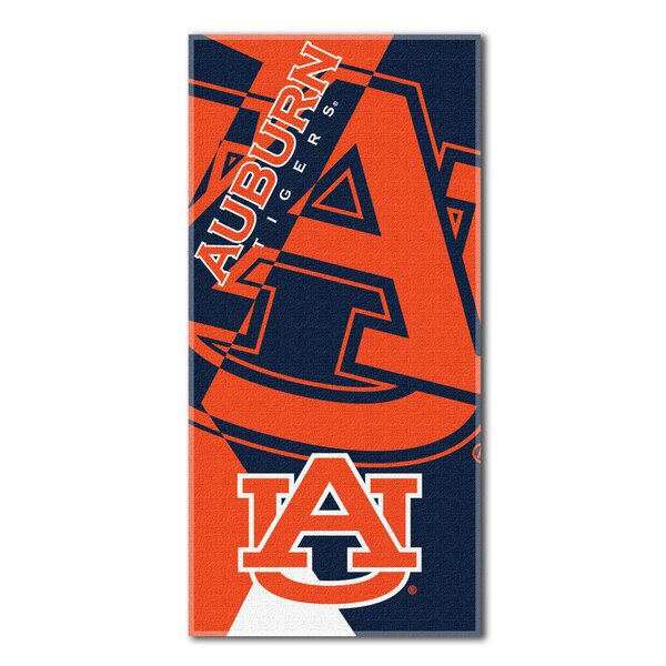 NCAA Puzzle Beach Towel by Northwest Co.