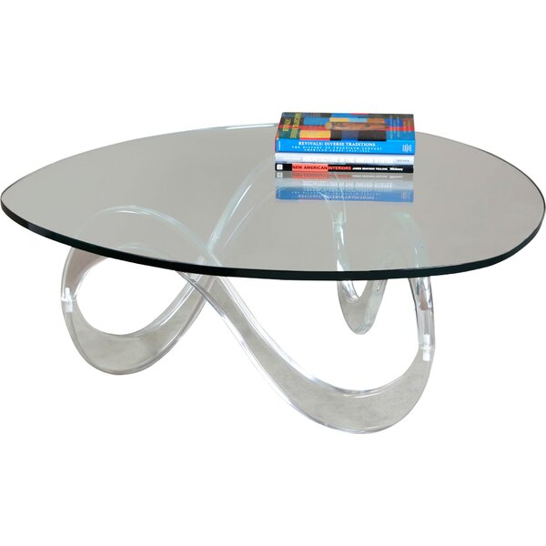 Wave Coffee Table by Interlude