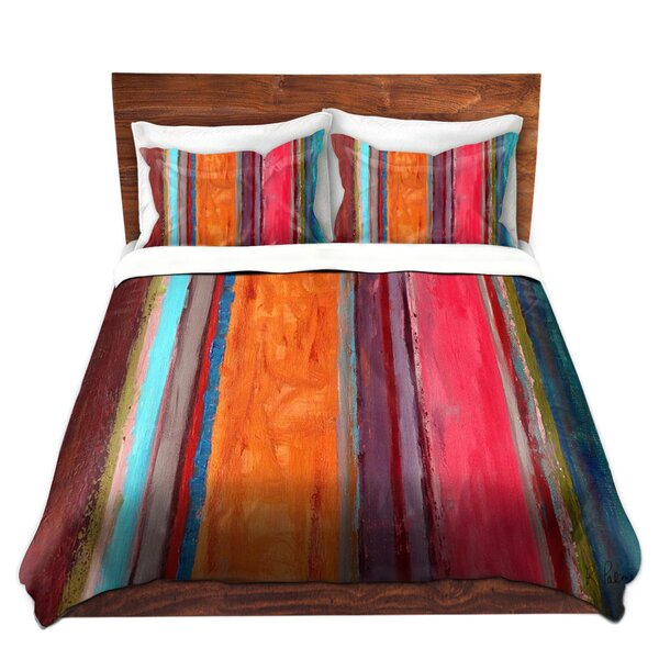 Piedra Ruth Palmer Feel Good Microfiber Duvet Covers by World Menagerie