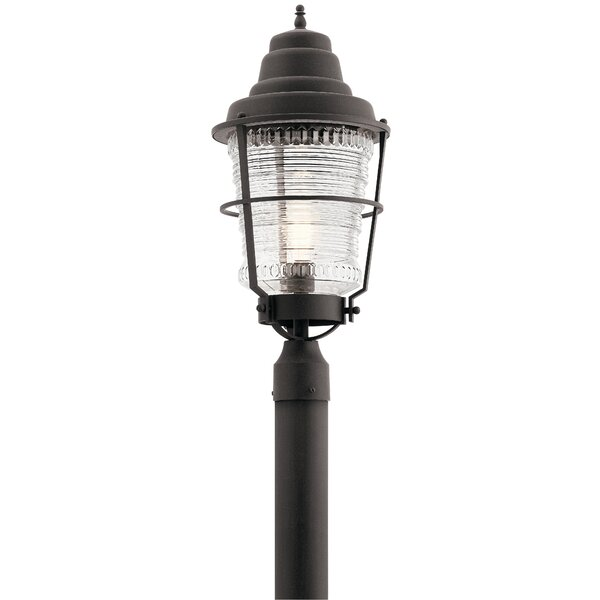 Getz 1-Light Lantern Head by Breakwater Bay