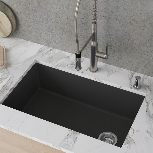 Forteza™ 32 x 19 Undermount Kitchen Sink by Kraus
