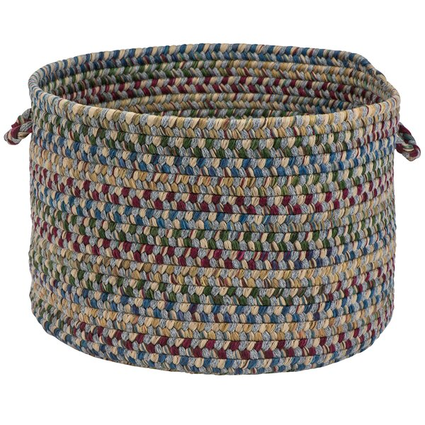 Fabric Basket by Charlton Home