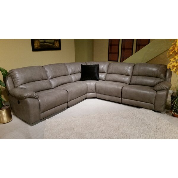 #1 Merkel Reclining Sectional By Red Barrel Studio Best Choices
