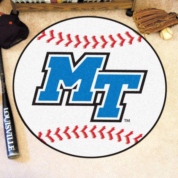 NCAA Middle Tennessee State University Baseball Mat by FANMATS