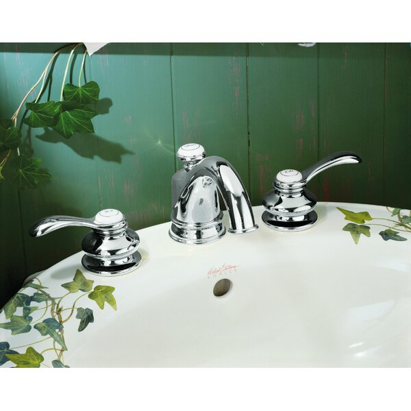 Fairfax Widespread Bathroom Faucet with Drain Assembly by Kohler