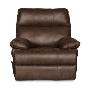 Clovis Manual Glider Recliner by Loon Peak