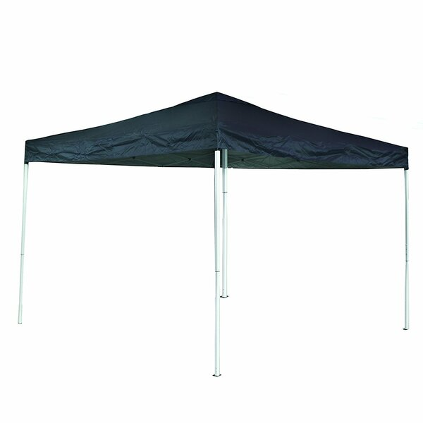 13 Ft. W x 10 Ft. D Steel Pop-Up Canopy by ALEKO