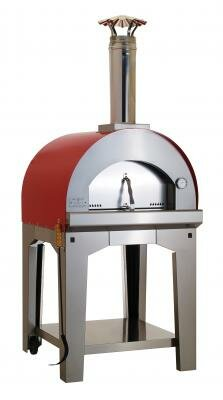 Large Pizza Oven and Cart by Bull Outdoor Products