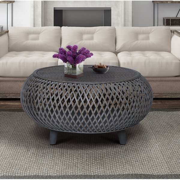 Kayden Coffee Table by Bungalow Rose Bungalow Rose