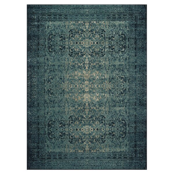 Durdham Park Indigo/Blue Area Rug by Darby Home Co