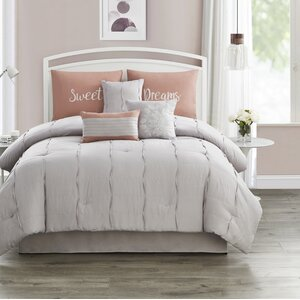 Lona 7 Piece Comforter Set