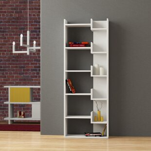 Sinquefield Geometric Bookcase