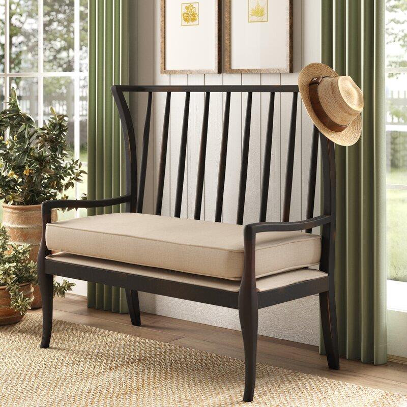 Fantastic Kaycee Wood Bench Alphanode Cool Chair Designs And Ideas Alphanodeonline