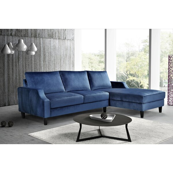 Iduna Laucas Sectional By Wrought Studio