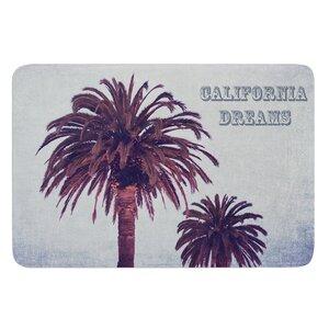 California Dreams by Ann Barnes Bath Mat