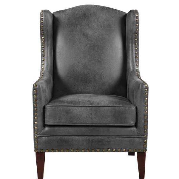 Lutton Wingback Chair by Darby Home Co