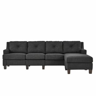 Doane 4 Seat Extra Long Sofa With Ottoman