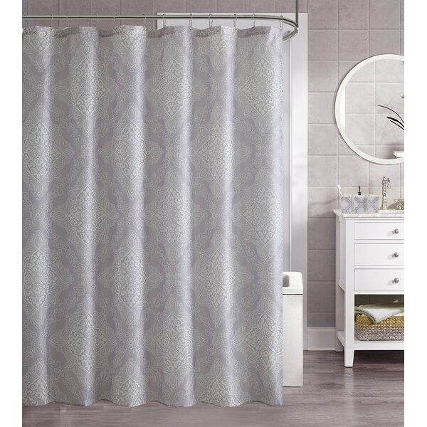 Aderyn Windsor Shower Curtain Set by Ophelia & Co.