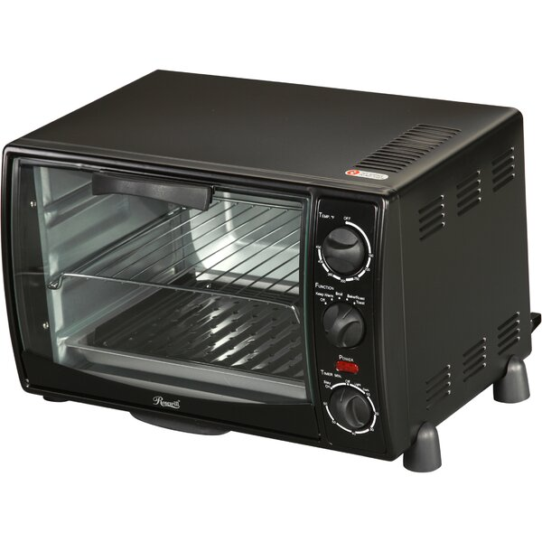 6 Slice Toaster Oven by Rosewill