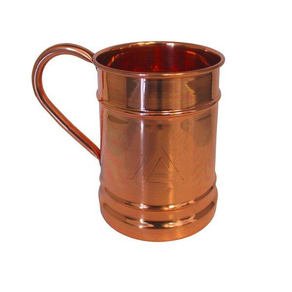 Alric 20 oz. Moscow Mule Mug by Trent Austin Design