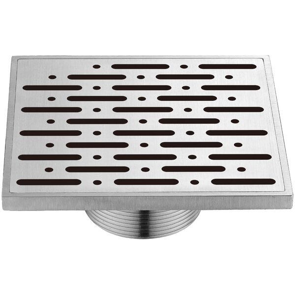 Rio Orinoco River Grid Shower Drain with Overflow by Dawn USA