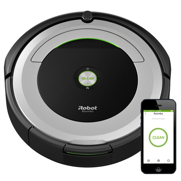 Roomba 690 Robotic Vacuum by iRobot