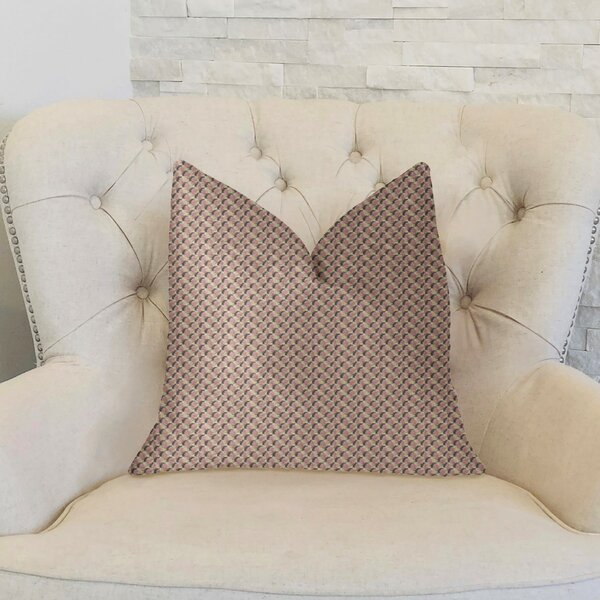 Amplas Luxury Throw Pillow by Bungalow Rose