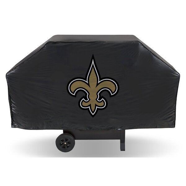 NFL Economy Grill Cover Fits up to 68 by Rico Industries Inc