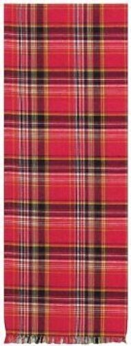 Striegel Plaid Table Runner (Set of 2) by Millwood Pines