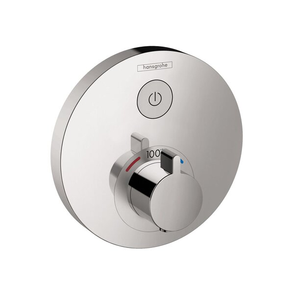 Select E Thermostatic Trim 1 Function by Hansgrohe