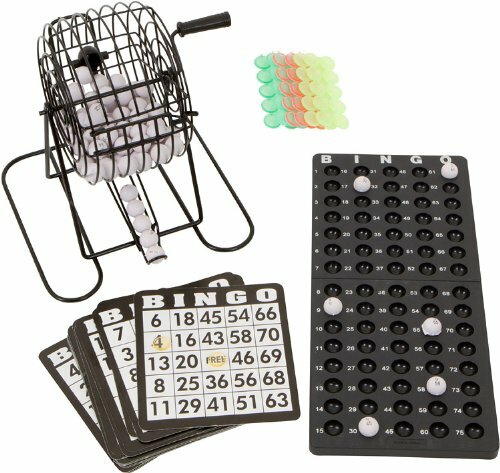 Bingo Set by Trademark Innovations