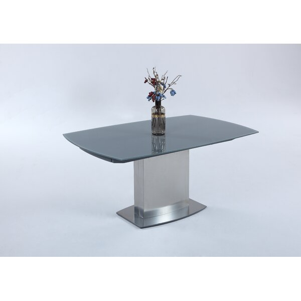 Johannah Extendable Dining Table by Orren Ellis