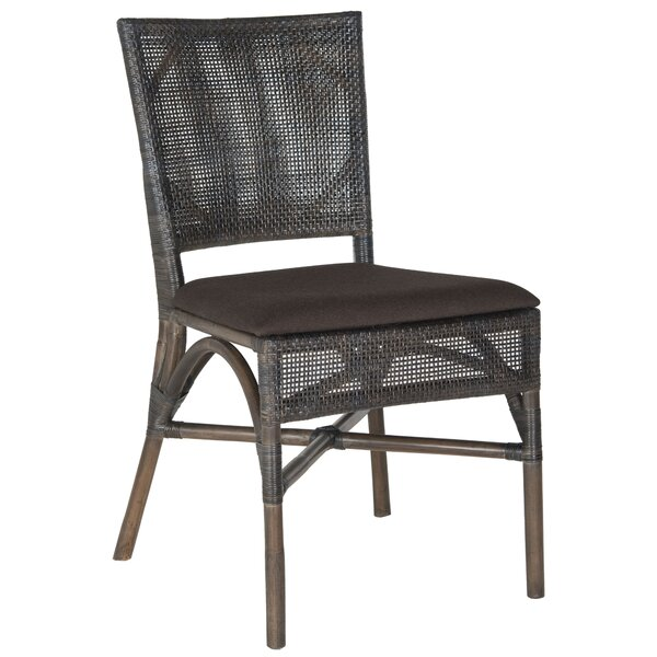 Pentagia Upholstered Dining Chair (Set of 2) by Bay Isle Home