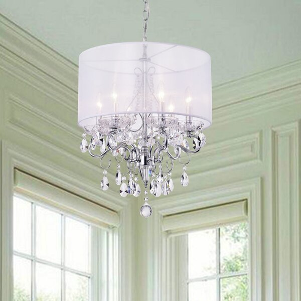 Feldspar 6-Light Chandelier by Mercer41