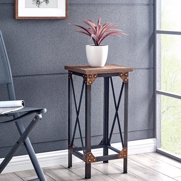 Emerick End Table By Gracie Oaks