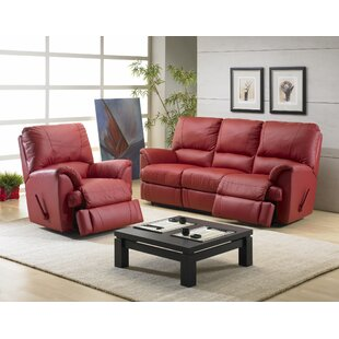 Mylaine Reclining Configurable Living Room Set Relaxon