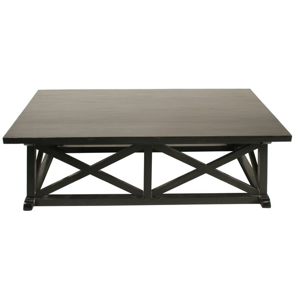 Sutton Solid Wood Frame Coffee Table No By Noir