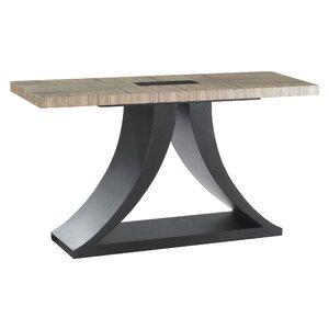 Bonita Rectangular Console Table by Allan Copley Designs