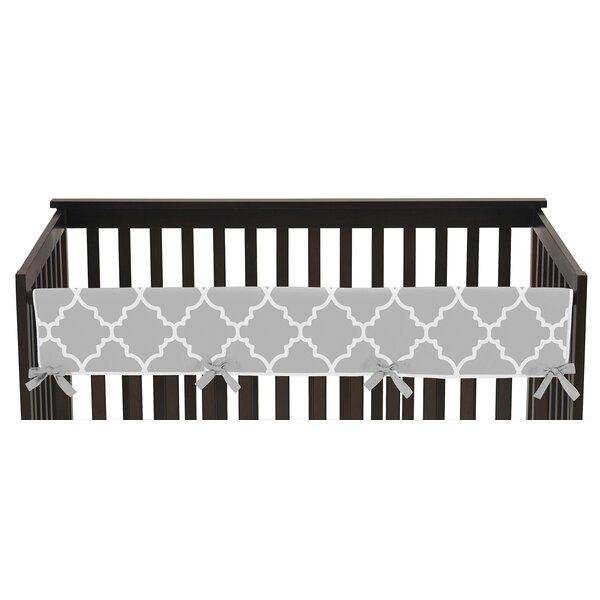 Trellis Long Crib Rail Guard Cover by Sweet Jojo Designs