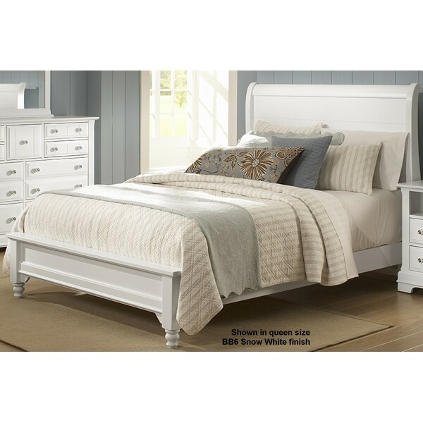 Erving Sleigh Headboard by Darby Home Co