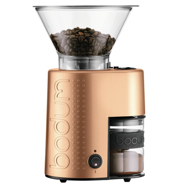 Electric Burr Coffee Grinder by Bodum| @ $174.00