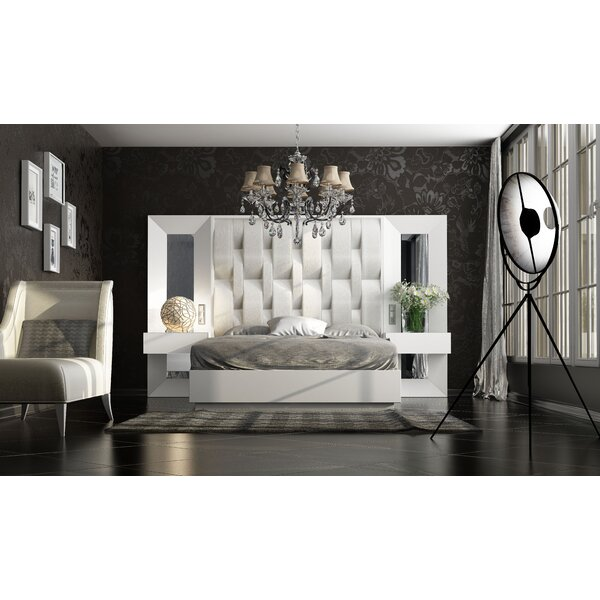 Helotes Standard 5 Piece Bedroom Set By Orren Ellis by Orren Ellis Best #1