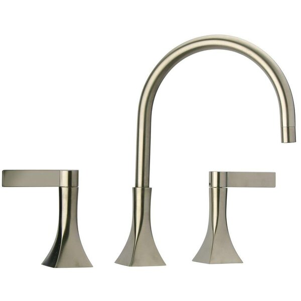 Elix Widespread Lavatory Faucet by LaToscana