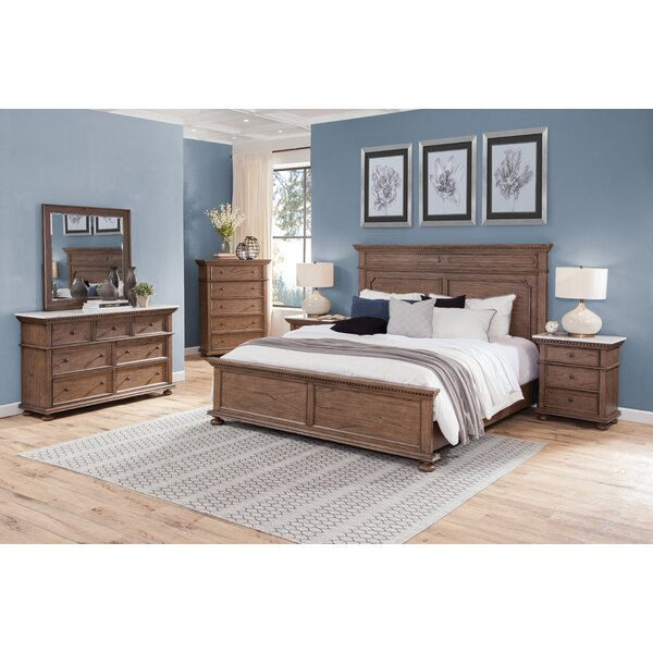 Rawlins Standard Configurable Bedroom Set by Darby Home Co