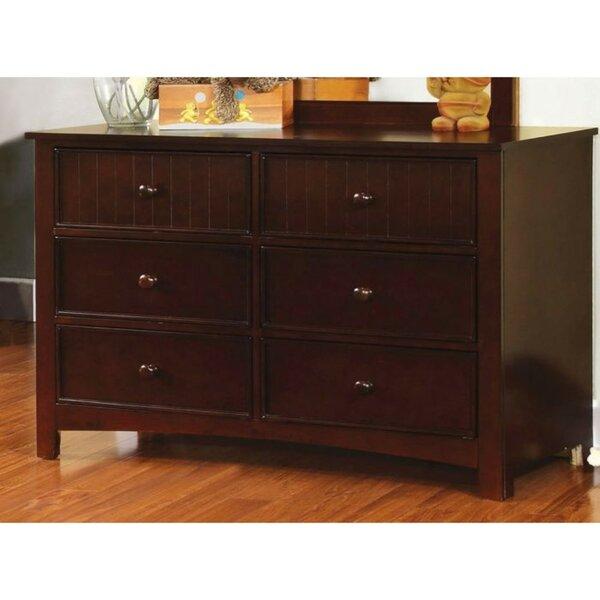 Kozlowski 6 Drawer Dresser by Red Barrel Studio