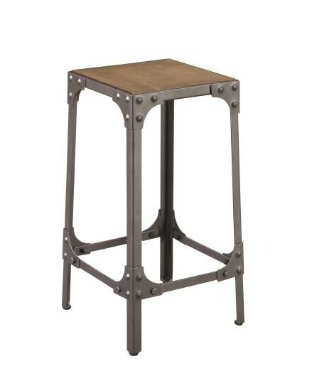 Lerner 24 Bar Stool by 17 Stories
