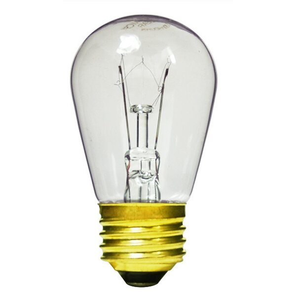 11W 130-Volt Light Bulb (Set of 20) by Vickerman